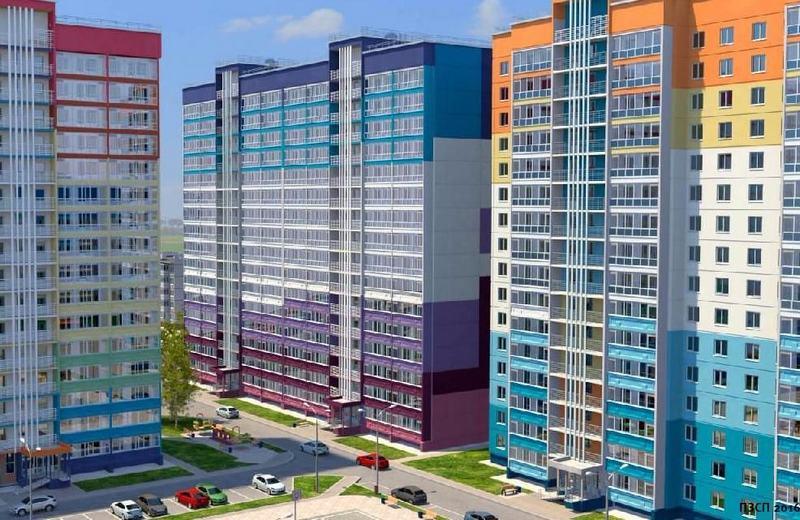 План застройки территории строительной компанией
