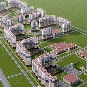 Недвижимость от «Группы ЛСР» в СПб на официальном сайте