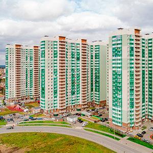 Ваш выбор — микрорайон «Изумрудные холмы» в Красногорске