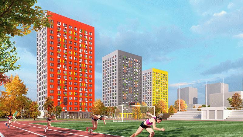 Новое жилье в Новомосковский районе Москвы