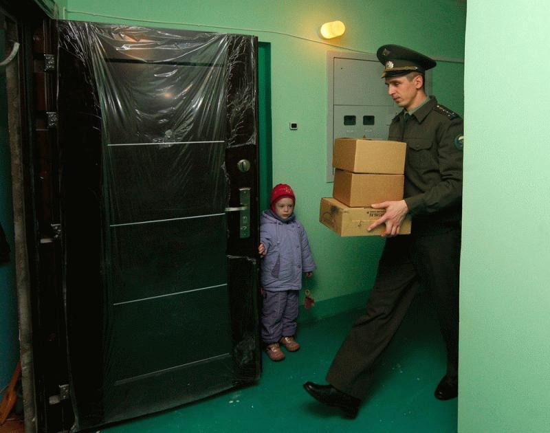 Квартиры для военных по ипотеке