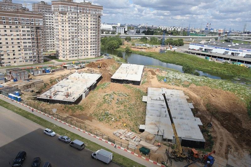 Ход строительства ЖК «Татьянин Парк»