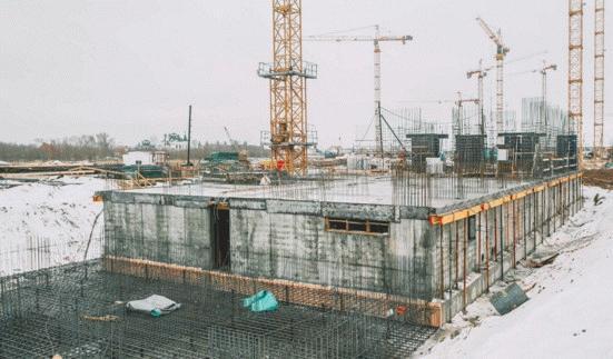 Ход строительства ЖК «Пригород Лесное»