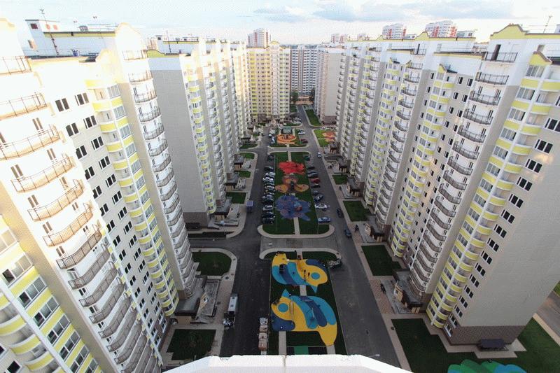 Микрорайон «Первый Московский. Город-парк» в Новомосковском округе
