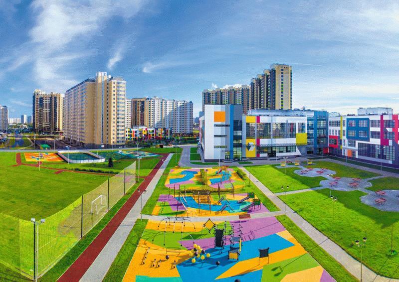 Комфортный жилой комплекс «Переделкино Ближнее» в Московской области
