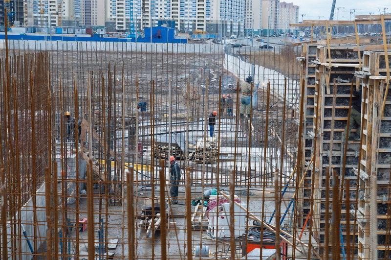 Ход строительства ЖК «Ленинский парк»