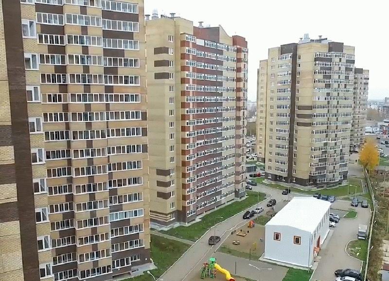 """ЖК """"Самоцветы"""" в Перми"""