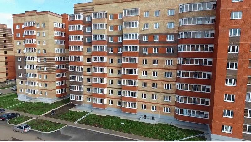 ЖК «Первоцветы» в пригороде Перми