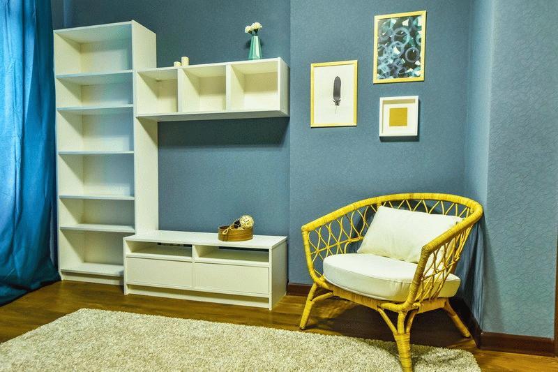 Цветовое решение отделки квартир в Новом Медведково