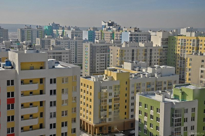 Микрорайон Академический в Екатеринбурге