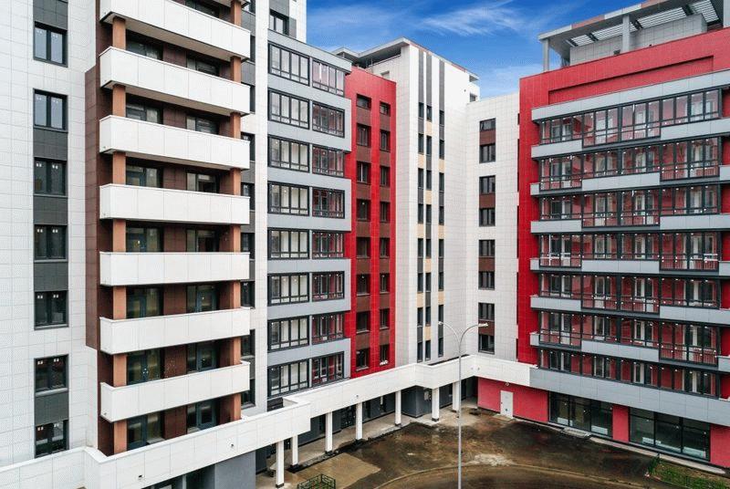 Новые дома по программе реновации в Москве
