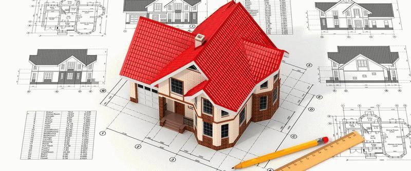 Чертежи строительства загородного дома