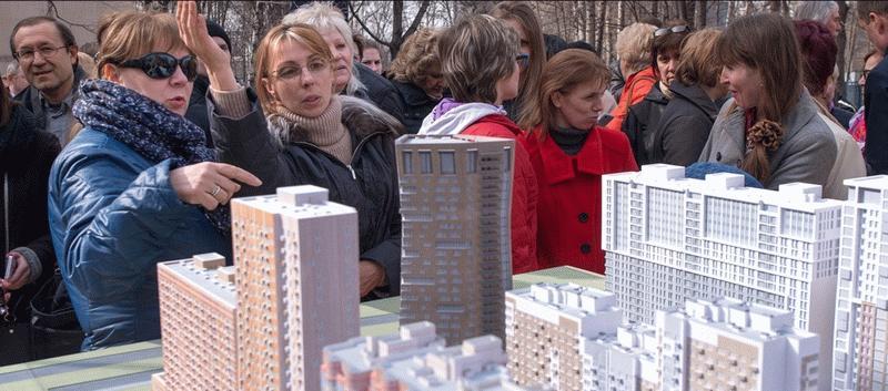 Первые переселенцы по программе Реновации жилья