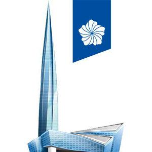 «Лахта Центр» в Санкт-Петербурге — настоящая бизнес-высота