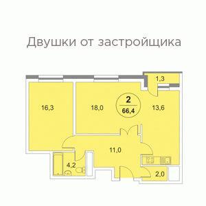 Что нужно знать при покупке 2-х комнатной квартиры от застройщика