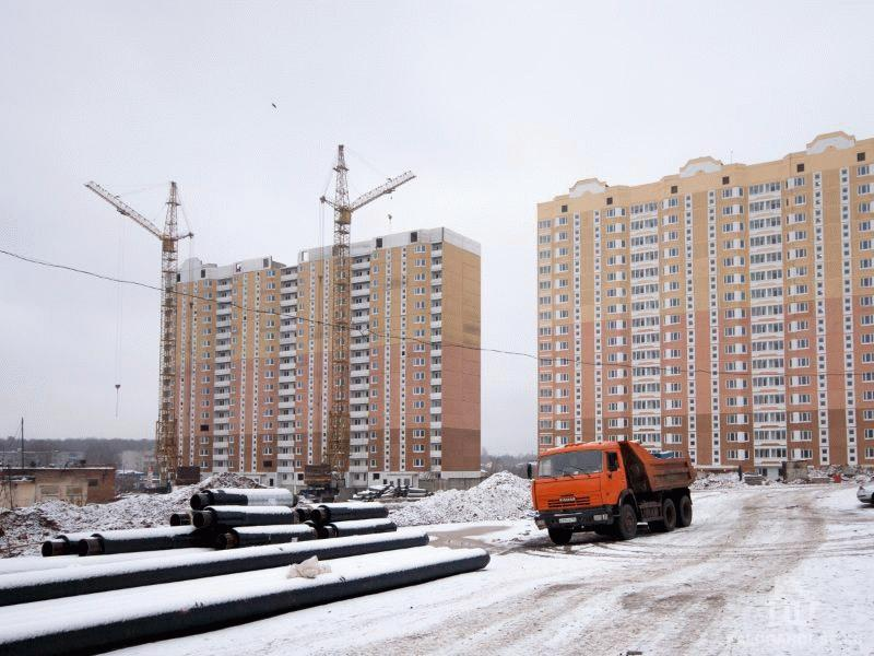 """Фото ЖК """"Хрустальный"""" в Калуге"""