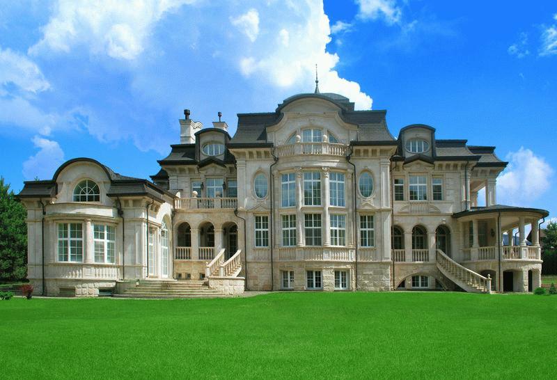 Фото дома на Рублевке