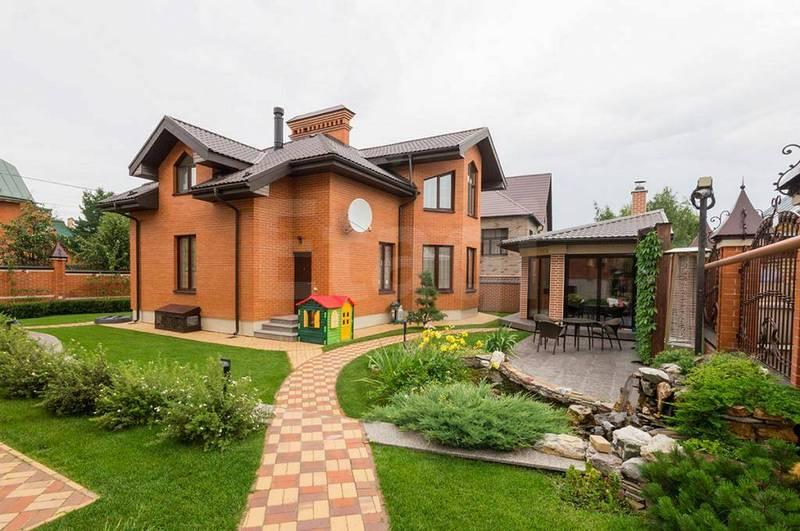 Фото загородного дома в Казани