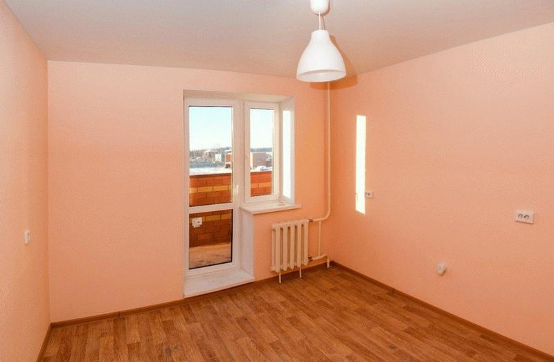 1 комнатная квартира в новостройке с чистовой отделкой