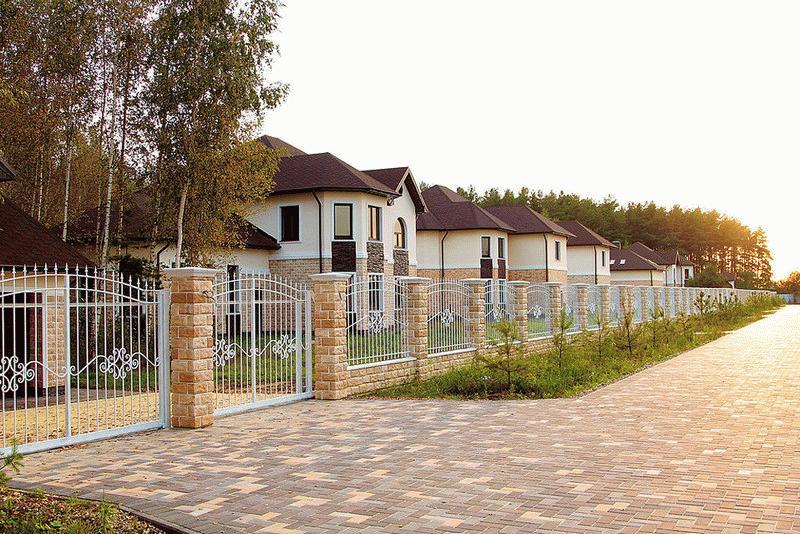 Коттеджные поселки до 35 км от МКАД