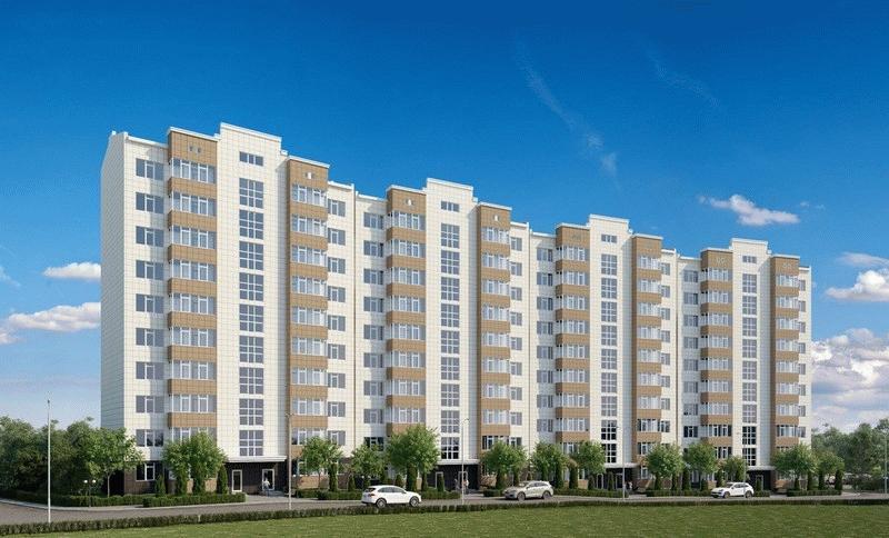 ЖК «Куприн» в Севастополе