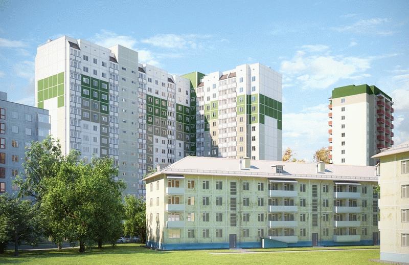 Квартиры в ЖК «Дом у парка» в Самаре