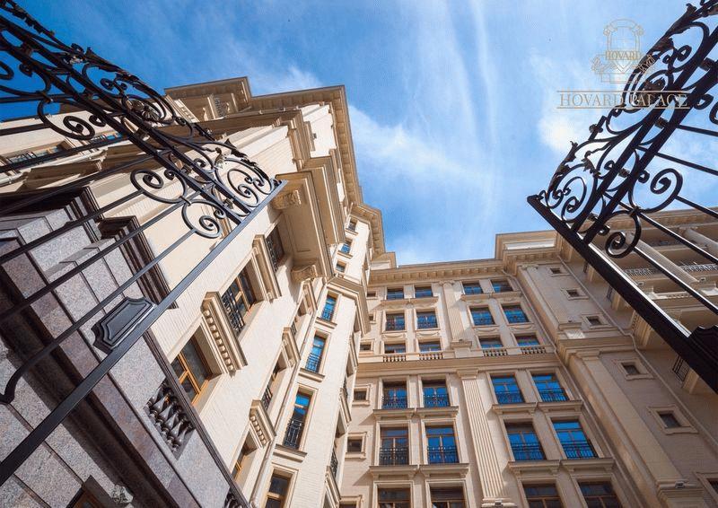 Квартиры в ЖК «Hovard Palace»