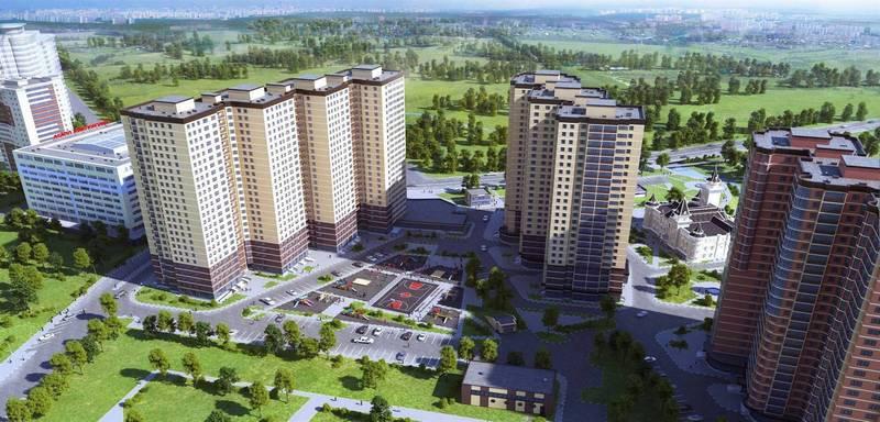 """Квартиры в ЖК """"Молодежный"""" в Челябинске"""