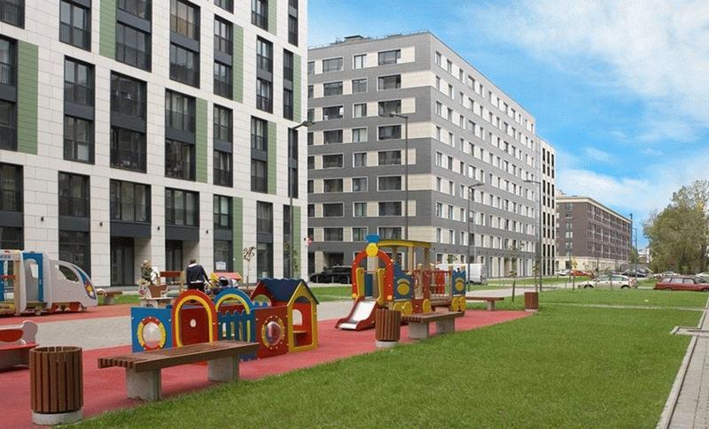 Жилой комплекс «Царская Столица» в Северной столице