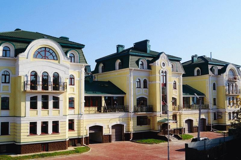 Фото ЖК «Романовский» в Костроме