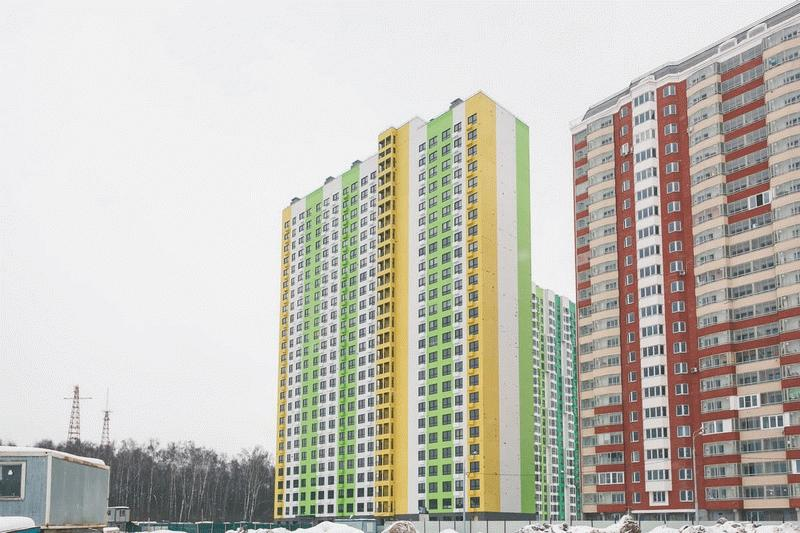 Новостройка в Путилково
