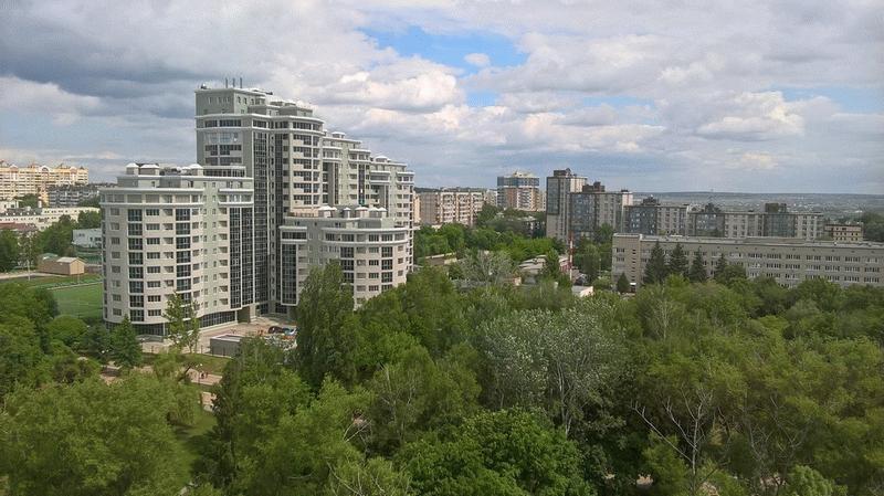 Фото ЖК «Парковый» в Белгороде