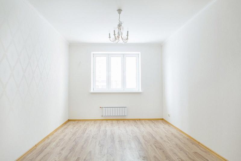 Пример квартиры в новостройке с отделкой
