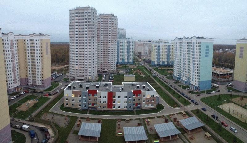 Фото Микрорайона «Губернский»