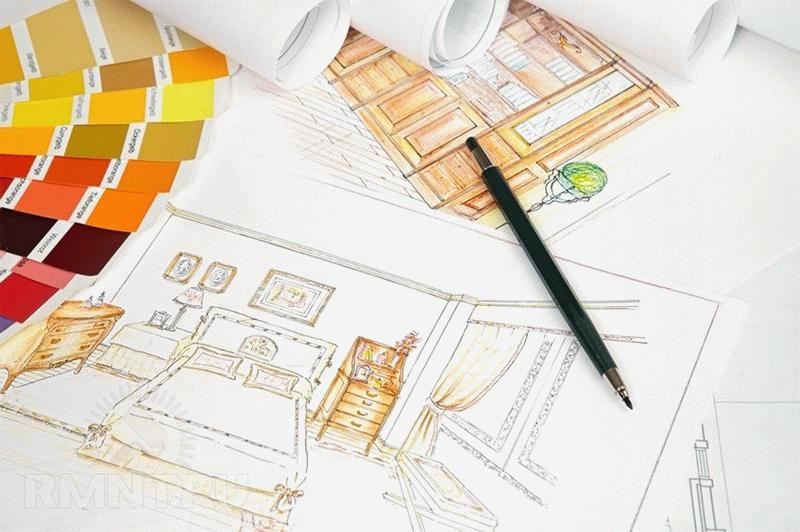 Выбор дизайна дома