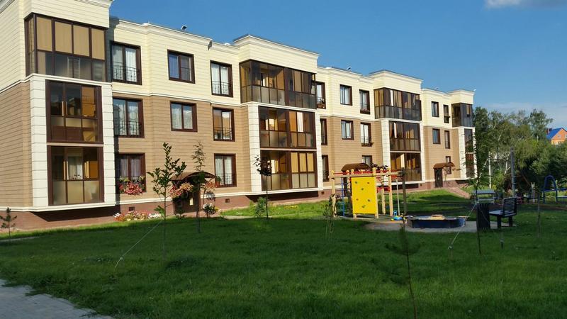 квартиры по индивидуальному проекту