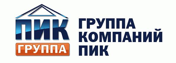 Логотип застройщика ГК ПИК