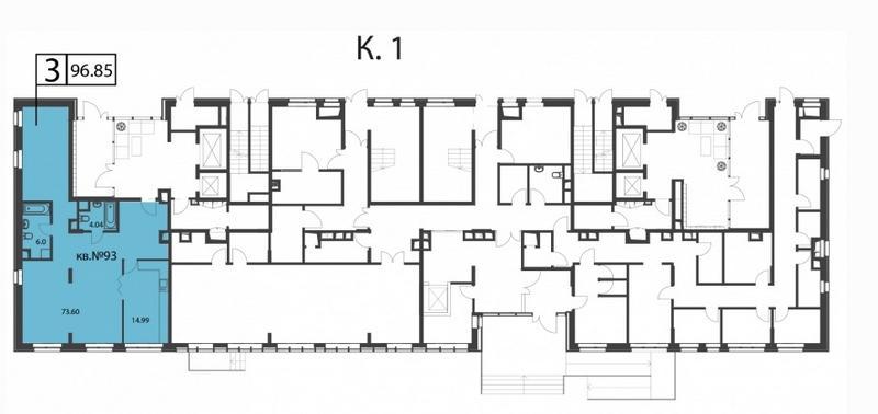 Планировки 1 этаж