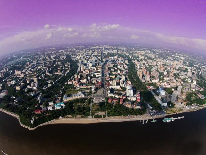 Один из самых красивых городов России