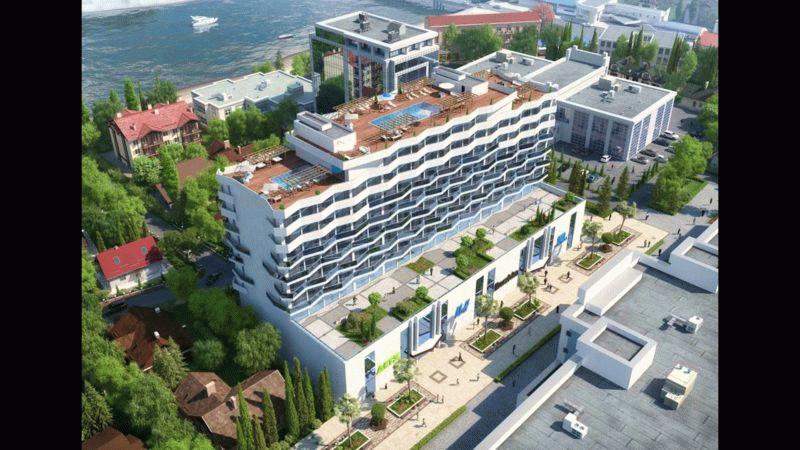 Апартаменты элит- класса в Адлере