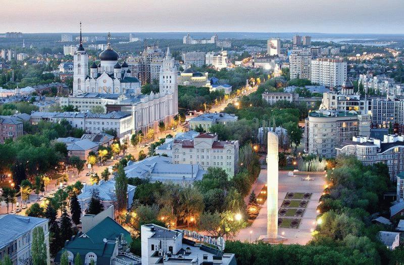 Жилье в Воронеже