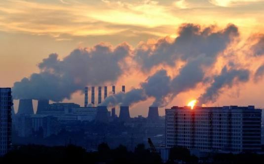Загрязняющий фактор Подмосковья