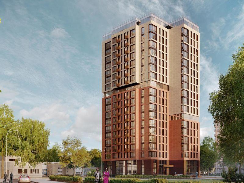 Купить апартаменты в жилом комплексе