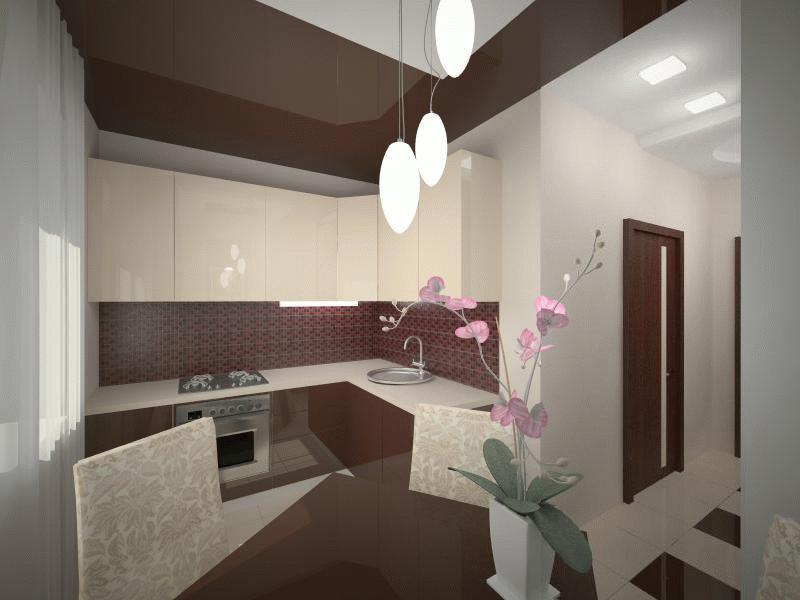 Светлые оттенки в интерьере визуально увеличивают площадь жилого помещения