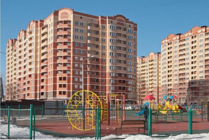 Марушкино планировался как жилой комплекс в экологически чистом поселке с развитой инфраструктурой
