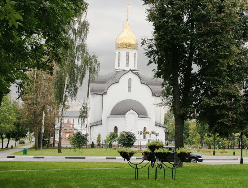 Храм Святого благоверного князя Александра Невского в г. Балашиха