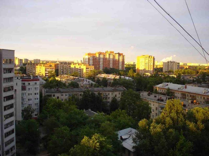 Химки - популярный пригород Москвы