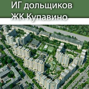 Инициативная группа (ИГ) дольщиков ЖК «Купавино»
