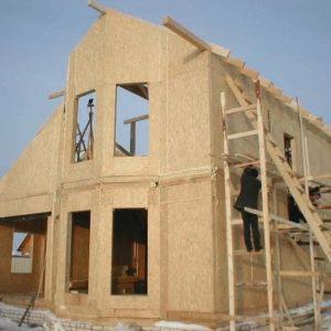 Панельный частный дом: разновидности и особенности домостроения