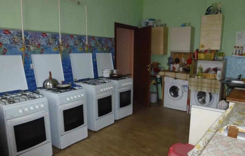 Кухня в коммуналке